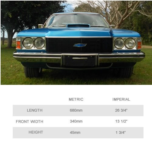 65 Ford Mustang >> Revheads Body Imagery - Ford Bonnet Scoops